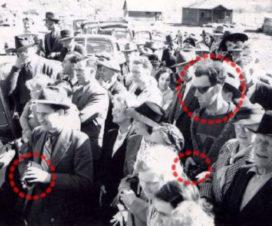 1938 ലെ വീഡിയോയില് മൊബൈല് ഫോണുമായി യുവതി !!! 6