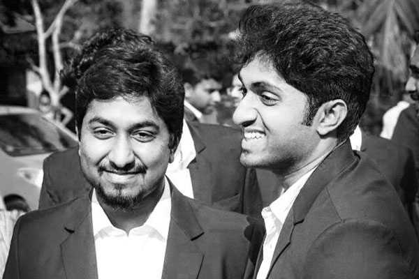 Vineeth Sreenivasan and dhyan